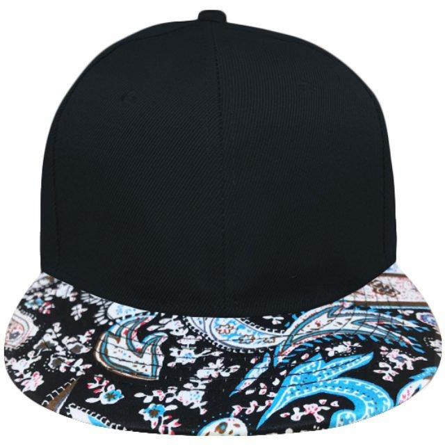 Cappello Snapback modello Floral Fantasy